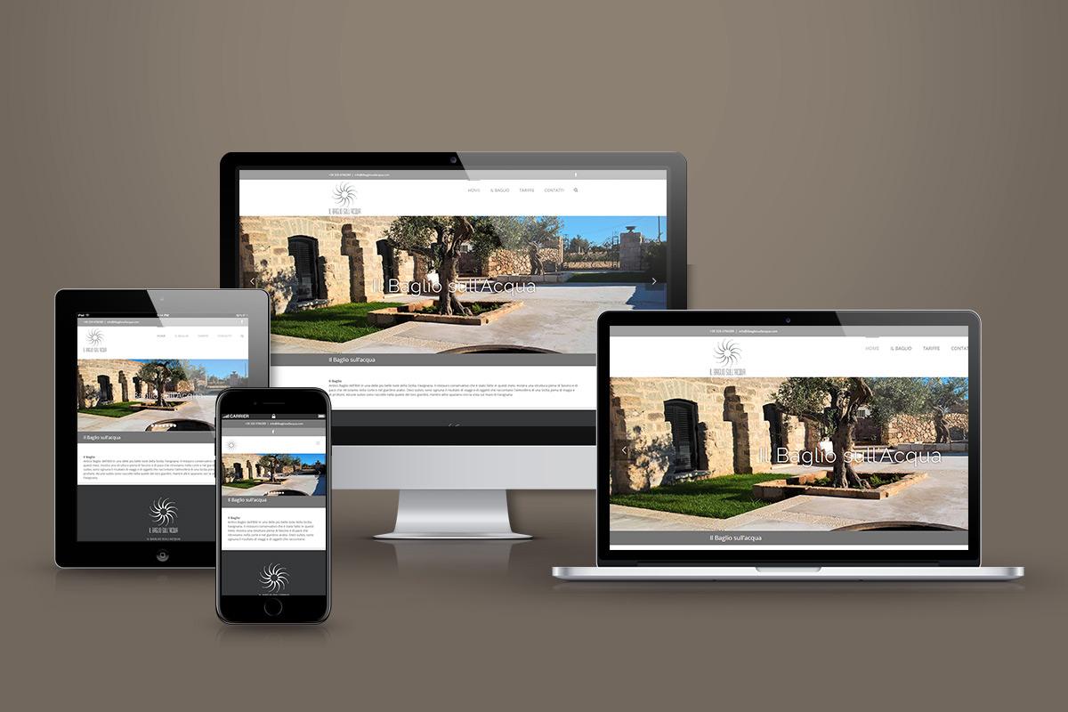 Il Baglio sull'acqua - multiple display layout