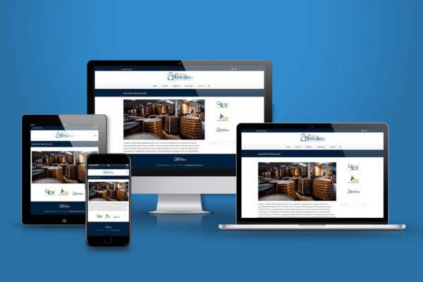 Gruppo Bertolino - multiple display layout