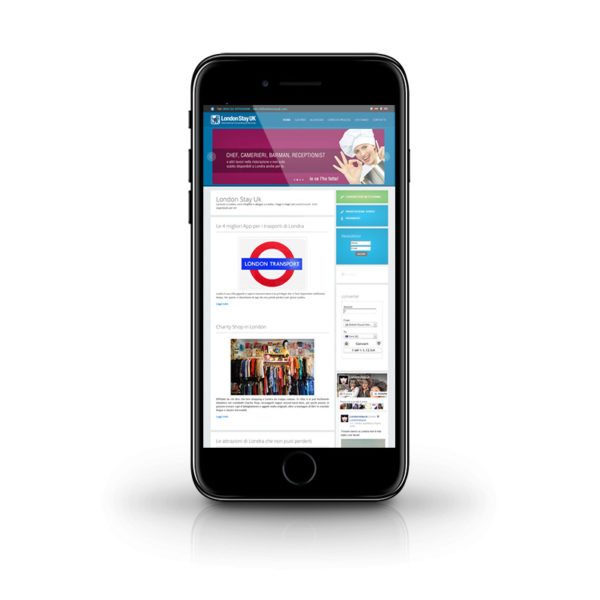 London Stay Uk - responsive